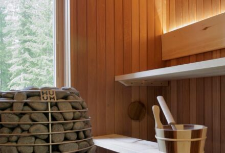 Holiday-home-in-Finland-sauna