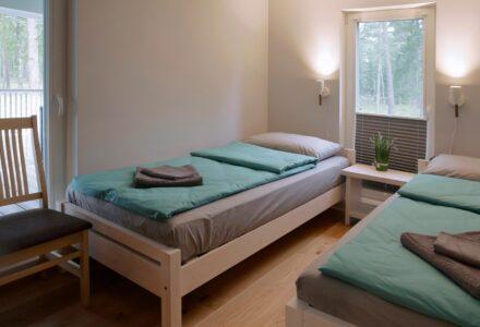 Villa-Merikoivula-makuuhuone
