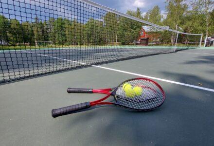 Tenniseväljakud Merikoivulas