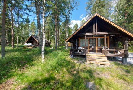 Summer cottage with terrace_Merikoivula